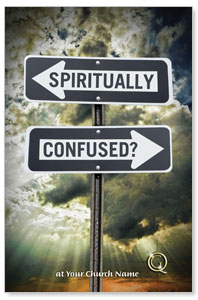 Spiritually Confused