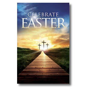 Easter Crosses Path 4/4 ImpactCards