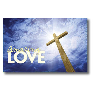 Amazing Love Church Postcards
