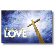 Amazing Love Postcard