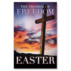 Freedom Easter Postcard