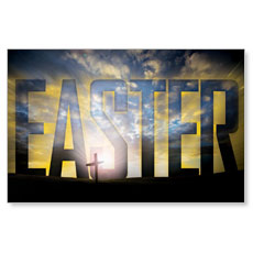 Easter Horizon Postcard