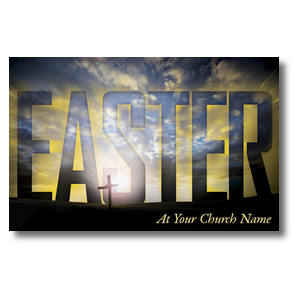 Easter Horizon Postcards