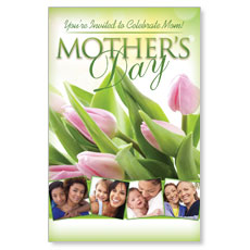 Celebrate Mother Postcard