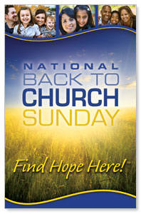 Back To Church Sunday 2012