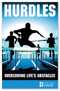 Hurdles Postcards