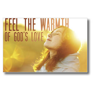 Feel The Warmth Postcards