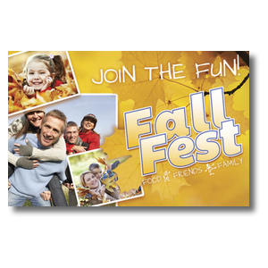Fall Fest Postcards