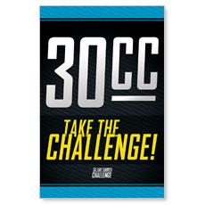 30 CC Postcard
