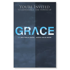 Grace: Max Lucado Postcard