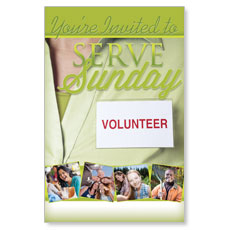 Wow! Sunday Serve Sunday Postcard