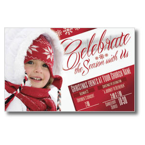 Celebrate the Season Postcards
