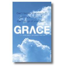 Learn Grace Postcard