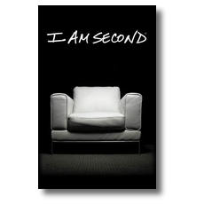 I Am Second Postcard