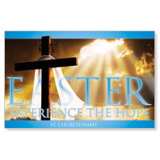 Easter Experience Postcard