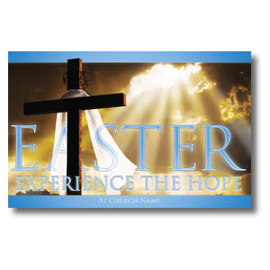 Easter Experience Postcards