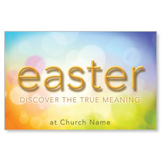Discover Easter Postcard