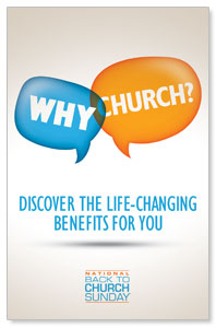 Why Church? Church Postcards