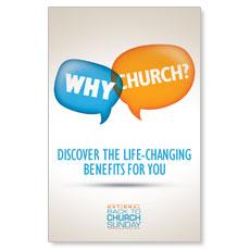 Why Church? Postcard