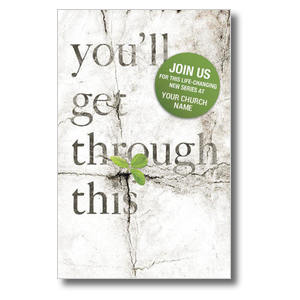 Get Through This Church Postcards