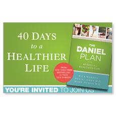 Daniel Plan Postcard
