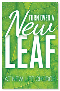 New Leaf Postcards