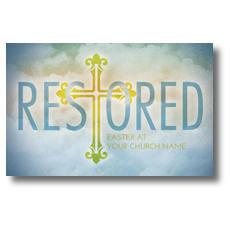 Restored Postcard