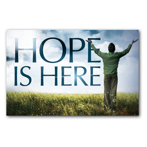 Hope Is Here Postcards
