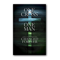 One Cross Postcard