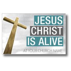 Jesus Alive Postcard