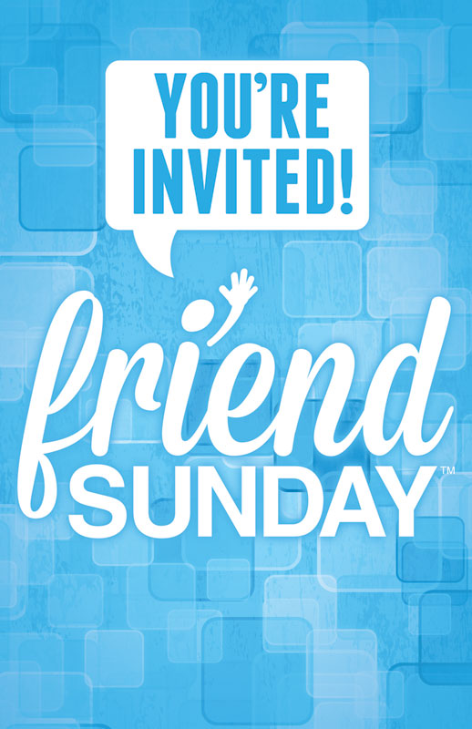 Friend Sunday | Postcards | Friend Sunday DIY Postcards