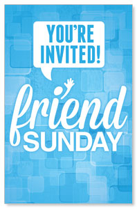 Friend Sunday Postcards