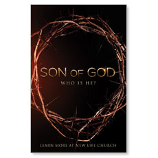 Son of God Crown Postcard