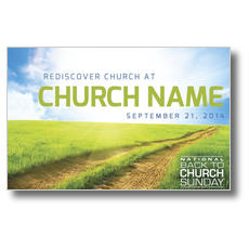 BTCS 2014 Church Name Postcard