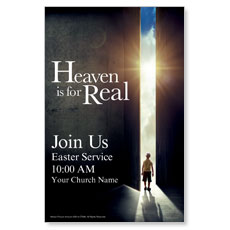 Heaven is Real Movie Postcard