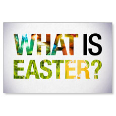 What is Easter Postcard