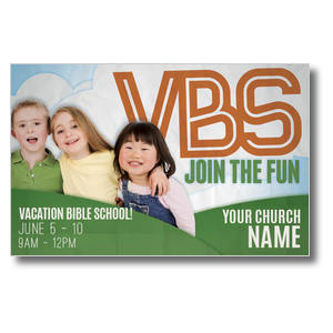 Fun Invitation VBS Postcards