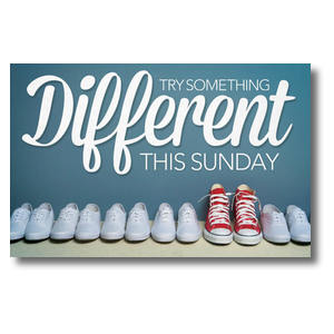 Different Shoes 4/4 ImpactCards