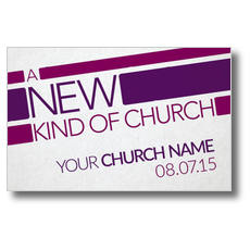 A New Kind Postcard