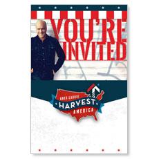 Harvest America 2014 Postcard