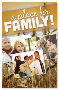 A Place for Family Fall DIY Postcard Packs