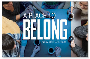Overhead Belong Postcards