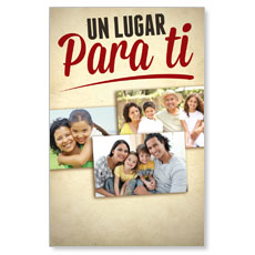 Spanish Place for You Postcard