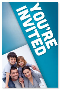 Family Welcome 4/4 ImpactCards