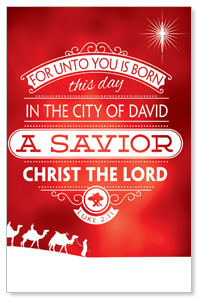 Luke 2 Christmas Postcards