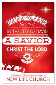 Luke 2 Christmas 4/4 ImpactCards