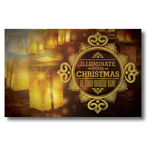 Luminaries Postcards