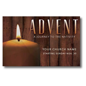 Journey To Nativity Postcards