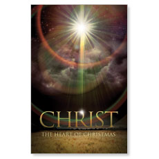 Christ the Heart Postcard