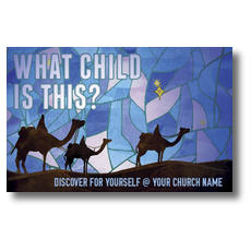 What Child Postcard